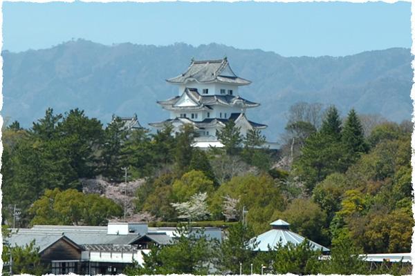 伊賀の風景